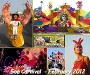 Dance to the tunes of the Goan beat at Goa Carnival 2012