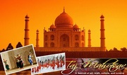 Invoking the memories of Golden Period - Taj Mahotsav 2012