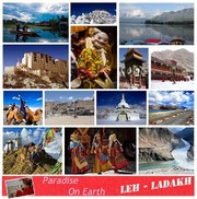 Drench yourself in fun & adventure in Leh Ladakh