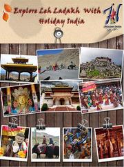 Capture a glimpse of paradise on earth, Leh&Ladakh with HolidayIndia