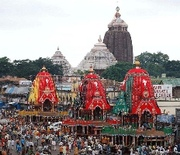 Rath Yatra - The Chariot Festival of Puri