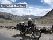 Thrill beyond Imagination on Bike tour to leh Ladakh